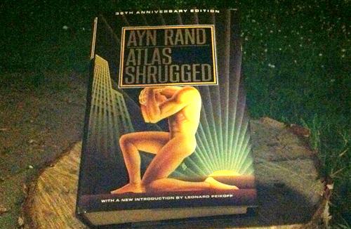 """Ayn Rand """"Atlas Shrugged"""" """"Og Verden skælvede"""""""