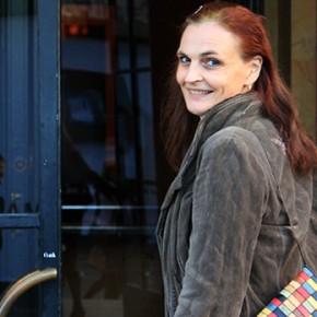 Zenia Grynberg, foto P. Jensen